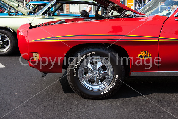 Woodbury 26th Annual Car Show