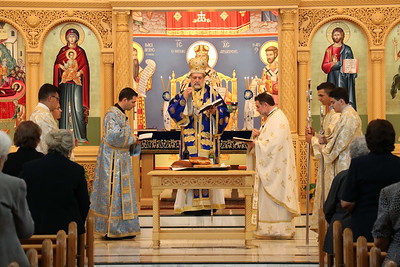 Feast of the Dormition Liturgy
