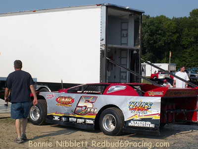 June 27, 2009 Redbud's Pit Shots Delaware International Speedway