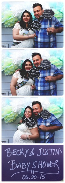 Becky+Justin's Baby Shower 06.20.15