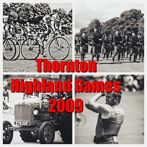 The 2009 Thornton Highland Games