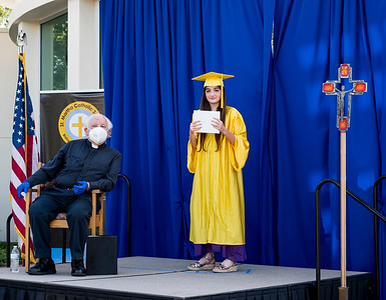 Saint Martha Catholic School, Graduation Class of 2020