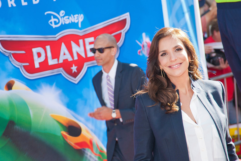 HOLLYWOOD, CA - AUGUST 05: Actress Ivete Sangalo arrives at the Los Angeles premiere of 'Planes' at the El Capitan Theatre on Monday August 5, 2013 in Hollywood, California. (Photo by Tom Sorensen/Moovieboy Pictures)