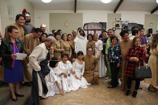 Kalbaryo Rehearsals and Pre-Show - Pala, CA
