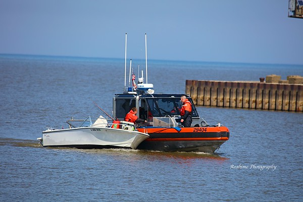 Water Rescue - Rochester, NY - 04/14/2021