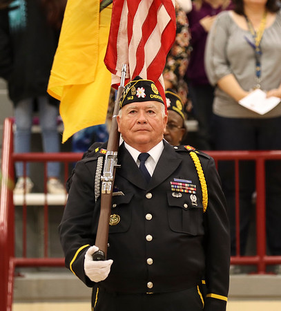 Eastern Band of Cherokee Indians Inauguration, October 7
