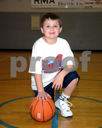 Marshall County 3 On 3 Basketball 1st & 2nd Grade Boys Wade Gillespie Coach, November 21, 2009.