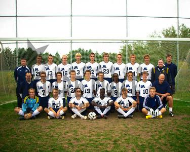 MHS Boys Soccer 2010-2011