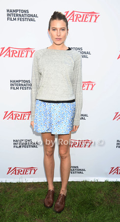 Dree Hemingway attends the Breakthrough Performers Panel discussion at the Presbyterian Church in East Hampton. photo credit: Rob Rich/SocietyAllure.com