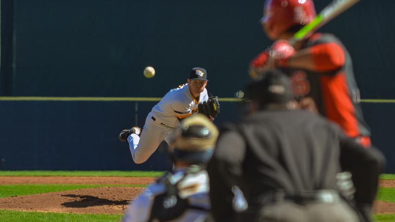 03052017 VCU vs Fairfield Baseball