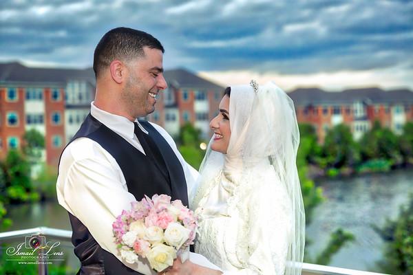 TAREK ALMASARWEH WEDDING