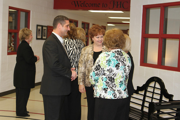 First Lady Beshear visits JHC 2011