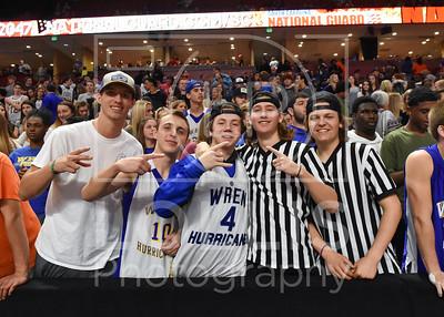 Wren vs Eastside Upperstate Championship 2-24-17