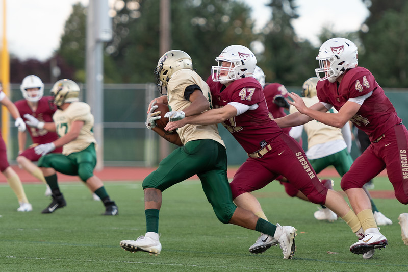 Willamette Bearcats vs Lewis-Clark Valley Loggers