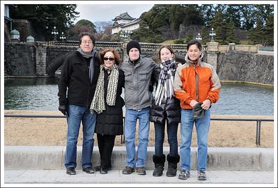 Fukui Family Visit