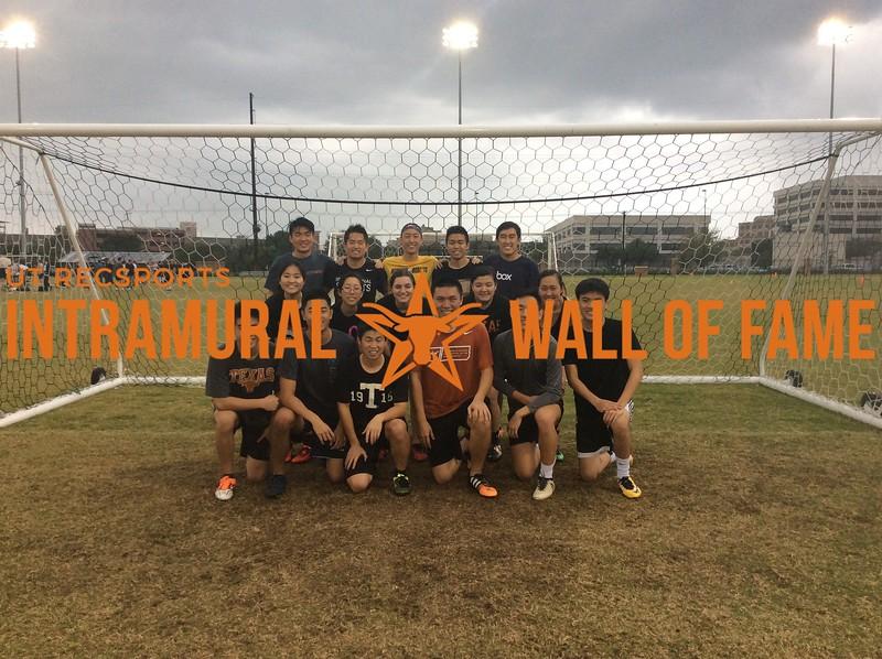 7v7 Fall 2017 Soccer Coed C Runner-Up AACM