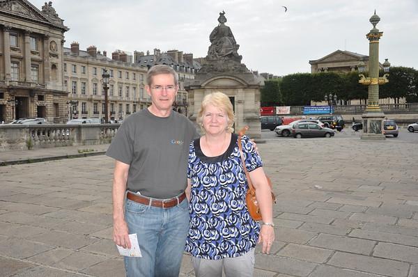 2012 June/July ~ European Trip
