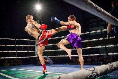 Fight 14 - Reza Rahimy v Tyler Sit Nuengtrakan