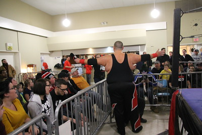 Chaotic Wrestling February 20, 2015