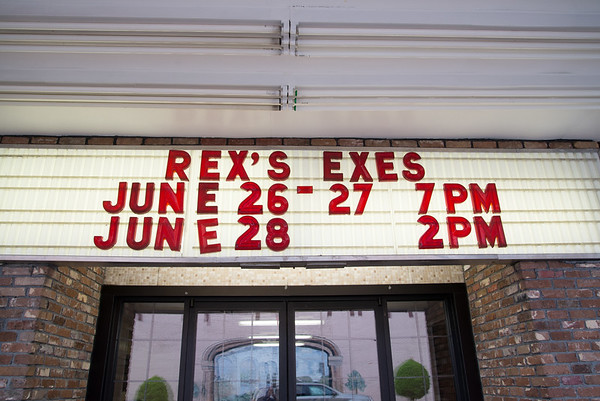 Rex's Exes, June 27, 2015