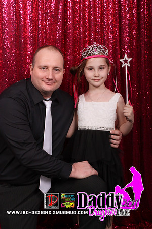 Daddy-Daughter Dance 2-10-17