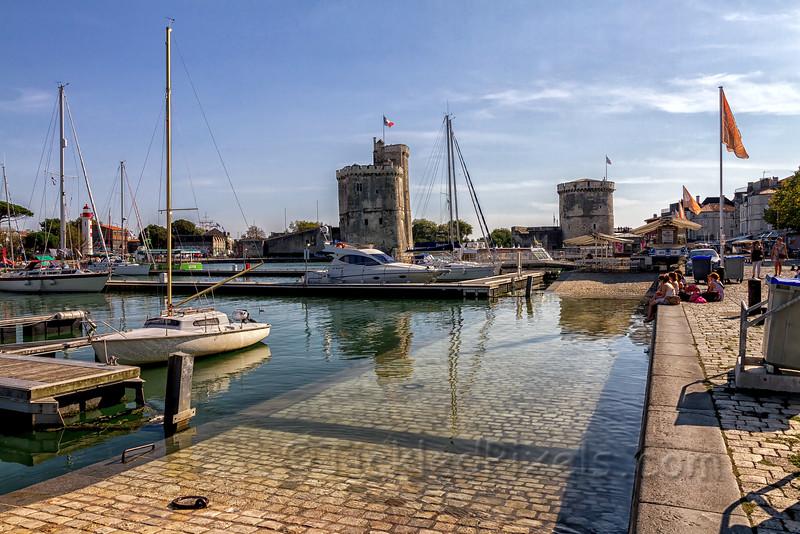 Towers of La Rochelle