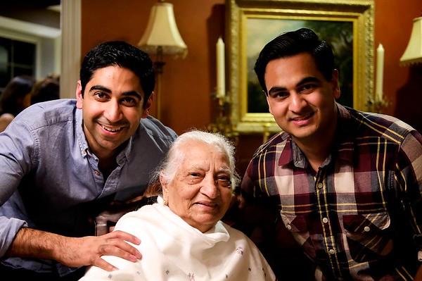 Patel Family & Friends- Nov 2016