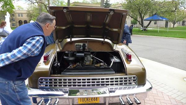 USMMA Auto Show 7May17