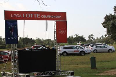 LPGA  Lotte Tournament
