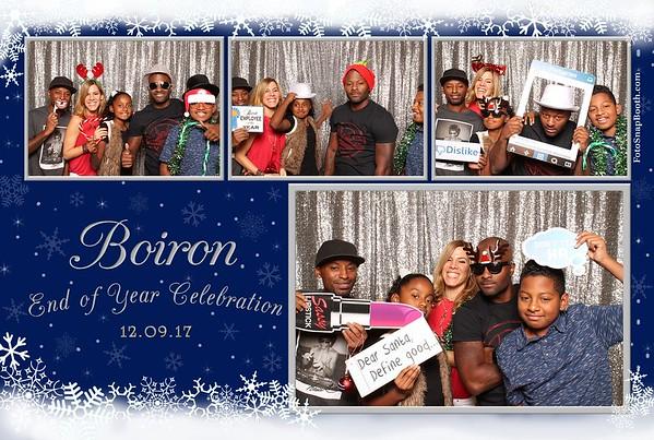 Boiron End of Year Celebration