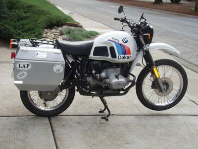 '81 BMW R80G/S