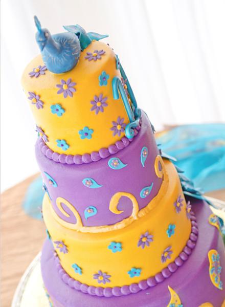 Sweet16, Mitzvah, & Quinceañera Cakes