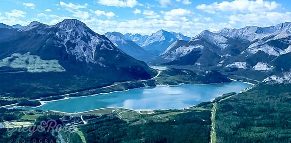 Recovered Canada & Alaska