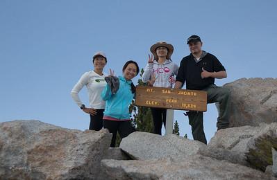 San Jacinto Peak Hike