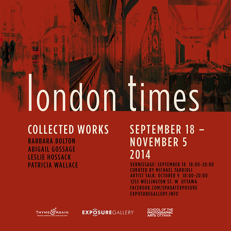 PUBLICATION Contributor - LONDON TIMES COLLECTED WORKS  2014