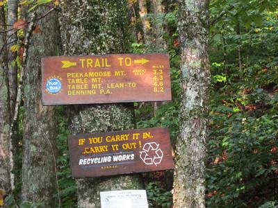 Catskill Hikes
