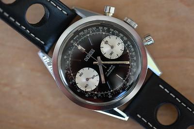 DeSotos Inverse Panda Chronograph
