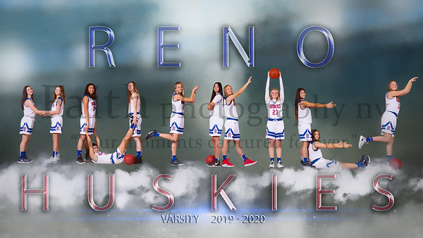 Reno GIRLS Basketball