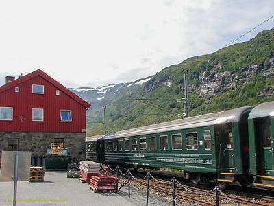 Myrdal to Oslo by Rail