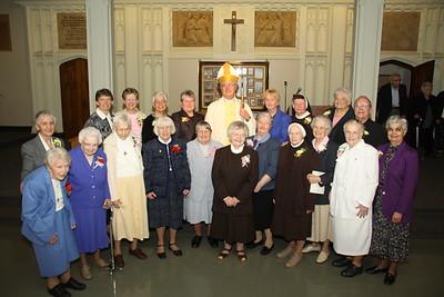 Jubilarian Mass 2010