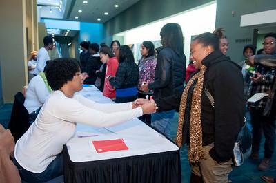 CIAA 2015 Teen Summit - GirlTalk @ Charlotte Convention Center 2-26-15 by Jon Strayhorn
