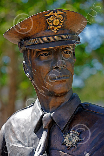 Pictures of Statues Honoring American Civilian Heroes