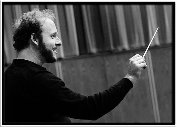 Christopher Rountree  Christopher Rountree, music director  Michigan Pops Orchestra F2008 University of Michigan, Ann Arbor  21-OCT-2008