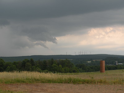 June Thunderstorms