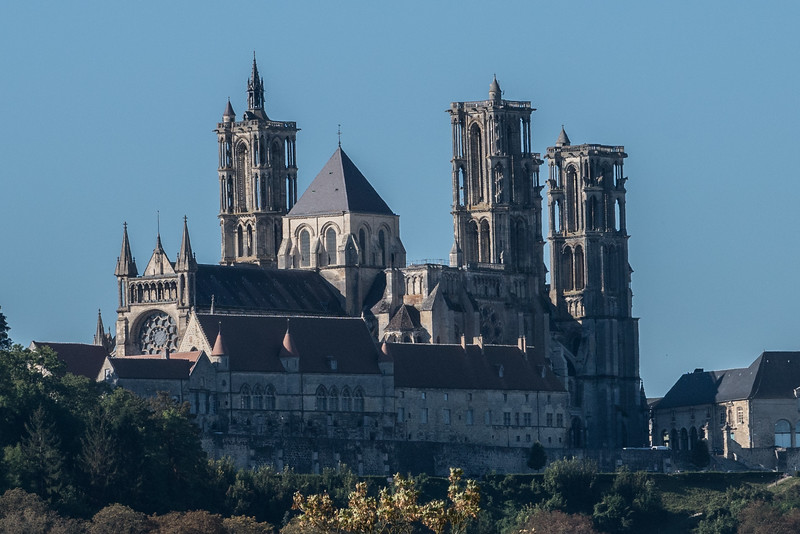Laon Cathedral of Notre-Dame