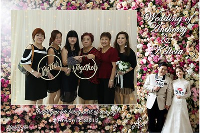 Wedding of Anthony & Kelicia