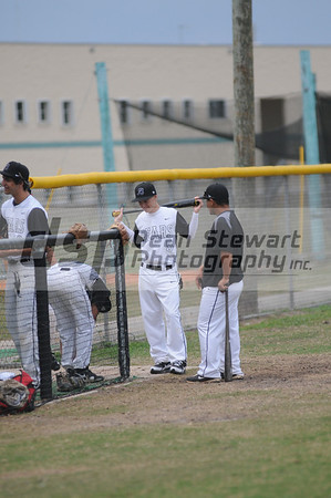 Bayside Baseball vs Astronaut 2-17-12