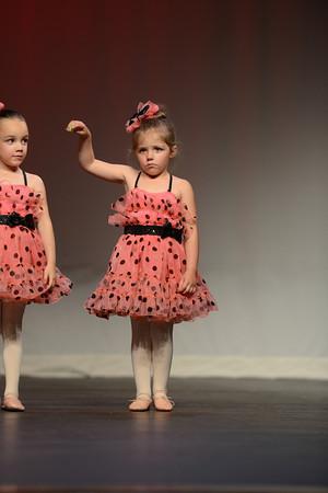 Thursday Pre Dance Ballet