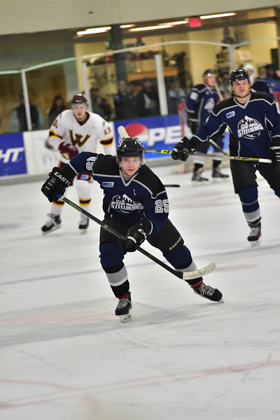 03-18 Jr. Steelheads vs Whitefish Wolverines
