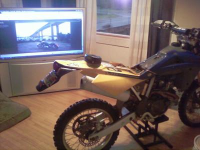 husky motor